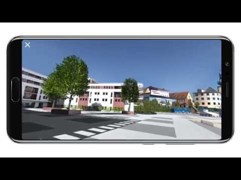 Aspekteins Smartphone-App: Illingen 360° - Screencast
