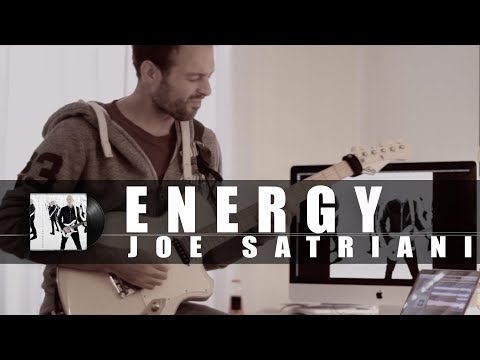 Joe Satriani - Energy [Cover by Kenny Serane]