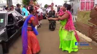 MauritiusShaadi.com - Scotish Sega Band Baja @ Grand Bois
