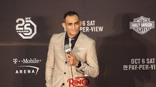 THE FULL TONY FERGUSON UFC 229 POST FIGHT PRESS CONFERENCE