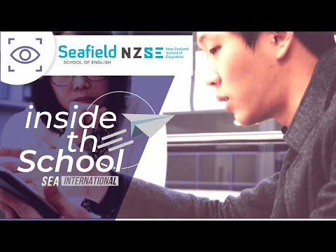 Inside the School SEA INTERNATIONAL ft. Seafield y NZSE
