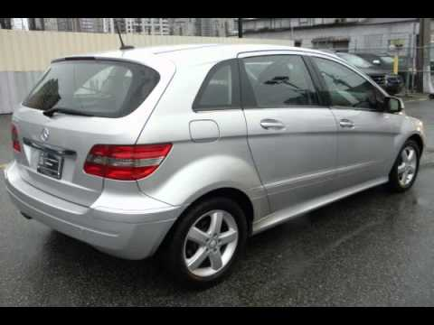 2008 mercedes benz b200 new westminster bc used cars for Mercedes benz westminster