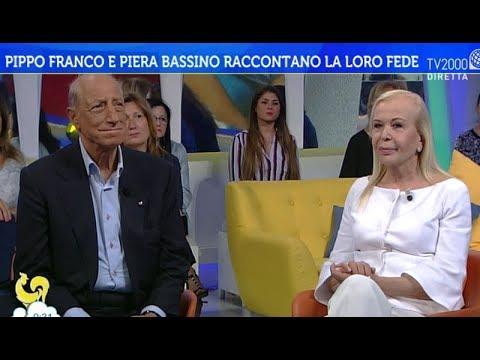 Pippo Franco e Piera Bassino si raccontano a TV2000