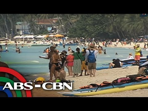 The World Tonight: Government agencies recommend temporary closure of Boracay