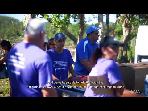 Community Emergency Response Team at Utuado UTUADO, PUERTO RICO, 11.26.2017
