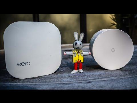 Google WiFi Vs Eero Mesh Networking