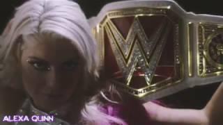Take On Me Divas WWE Song - a-ha