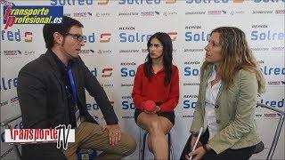 Entrevista a Miguel Suárez de ANET - Protagonistas del Transporte Congreso CETM