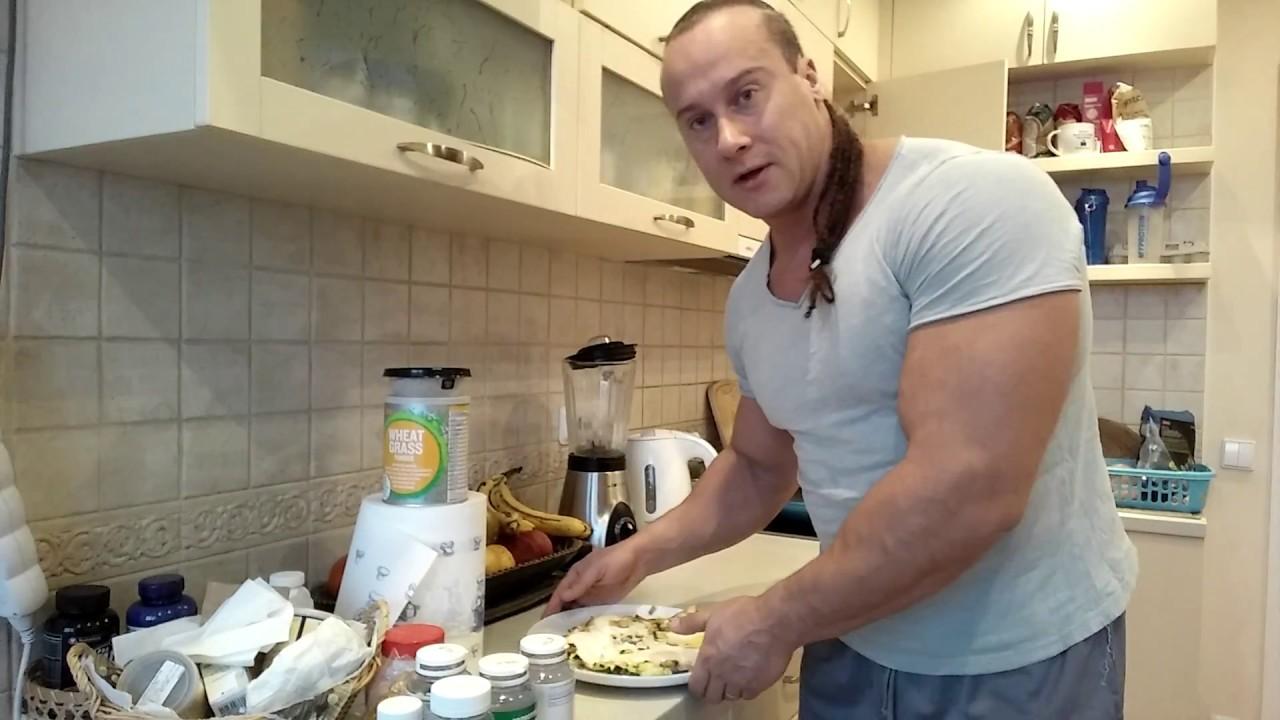 Sveikas omletas svorio metimui