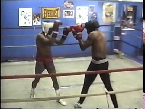 sparring jerome
