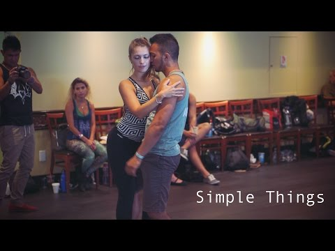 Miguel - Simple Things - Styling for Couples - Layssa Liebscher & Arthur Liebscher - I'M Zouk 2016