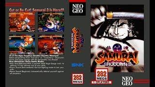 Aca NeoGeo Samurai Shodown III - Gameplay - Xbox One X