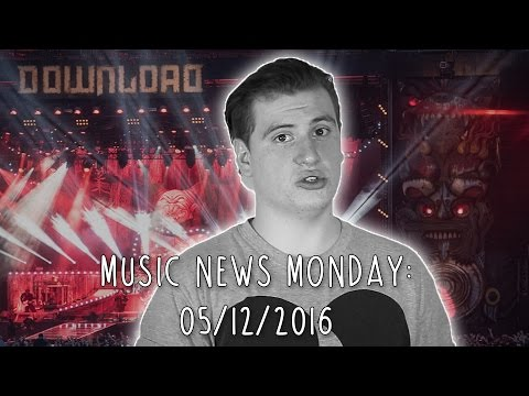 Festival announcements!   Music News Monday