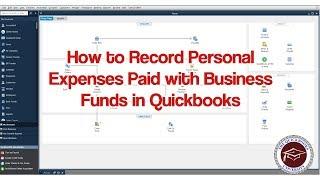 How to Record Personal Expenses Paid With Business Funds in Quickbooks