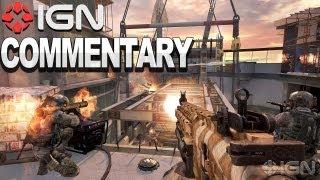 Modern Warfare 3 - Overwatch Map Impressions