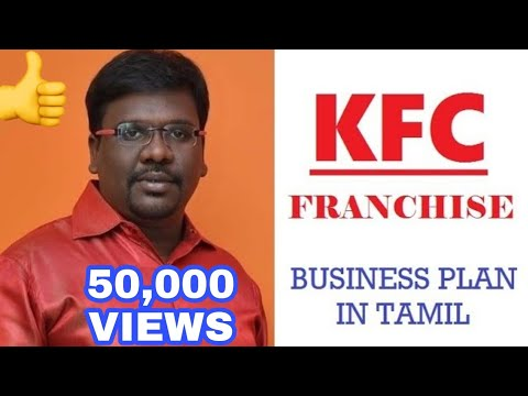 business plan of kfc