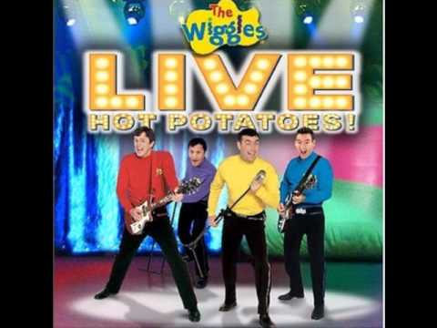 The Wiggles Head, Shoulders, Knees and toes