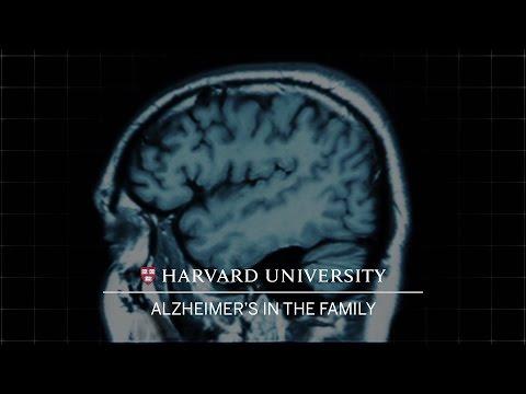 Harvard Professor takes Alzheimer's fight personally