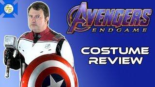 AVENGERS ENDGAME Quantum Suit Costume Review – CosplaySky.Com