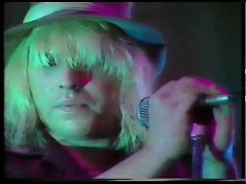 The Gun Club Live In The Studio La Edad De Oro 13/11/84