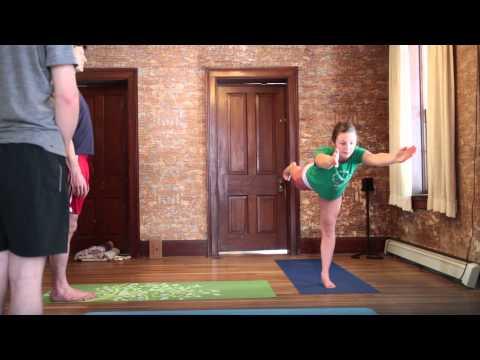 BL Yoga Teaching Demo FULL VIDEO