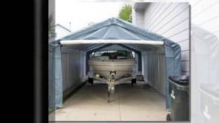 Portable Car Garage Costco Brand Shelter Covers