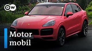 Schön und schnell - Porsche Cayenne Coupé | Motor mobil