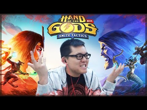 Amaz Smites his Opponents in Hand of the Gods! (Sponsored)