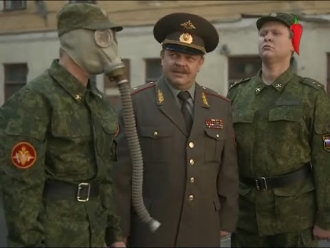 Анекдоты. Про армию - чай для генерала
