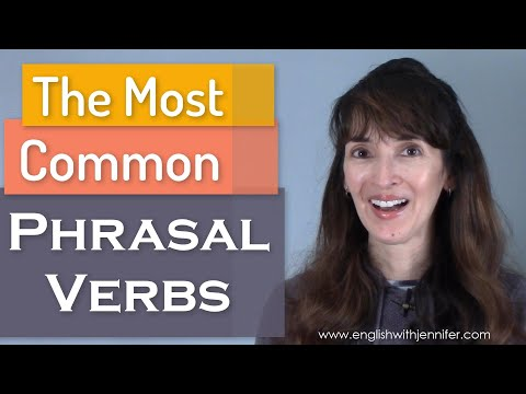 Most Common Phrasal Verbs in English: go on, pick up, come back (1-3)