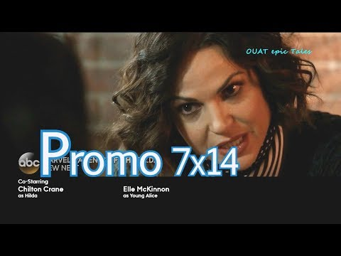 Once Upon a Time 7x14 Promo Season 7 Episode 14 Promo