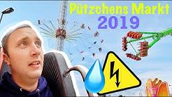 Regen: Technische Probleme in Bonn! 🛠 | Pützchens Markt 2019 |Vlog #158