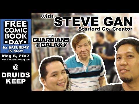 Free Comic Book Day 2017 Part 2 @ Druids Keep Philippines