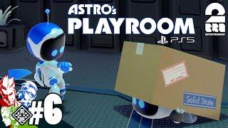 #6【きたぞ!PS5!!】兄者,弟者,おついちの「ASTRO's PLAYROOM(アストロプレイルーム)」【2BRO.】