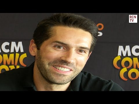 Scott Adkins Interview The Expendables 2