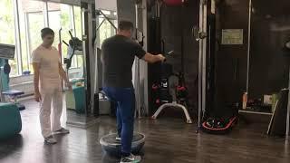 НАДО Medical Fitness, медицинский центр восстановительного фитнеса / Видео