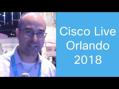 Cisco Live U.S. 2018: New Cisco Nexus 3000 Data Center Switches