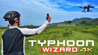 Yuneec Wizard - Typhoon Q500 4K