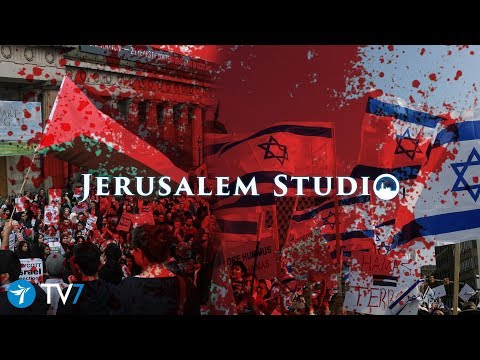The battle over narratives in the Israeli-Palestinian conflict- Jerusalem Studio 366
