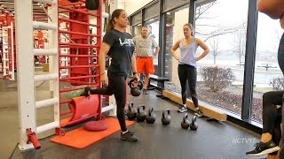 Fitness & Performance Center Features MoveStrong Functional Equipment in TV Interview