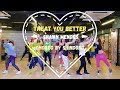 I LOVE ZUMBA / Treat You Better (Ashworth Remix) - Shawn Mendes / CHOREO BY SHINDONG