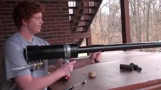 INCREDIBLE POTATO GUN FAILS