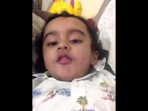 Baby Saying Good Night Youtube