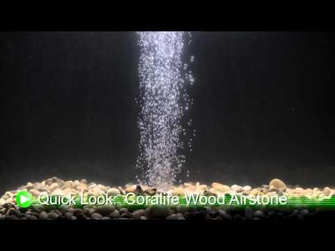 Coralife Wood Airstone (DrsFosterSmith)