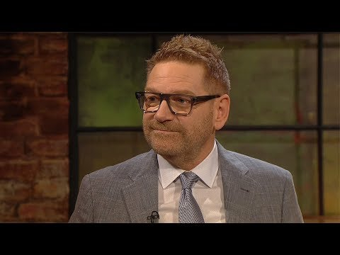Kenneth Branagh on Albert Finney | The Late Late Show | RTÉ One