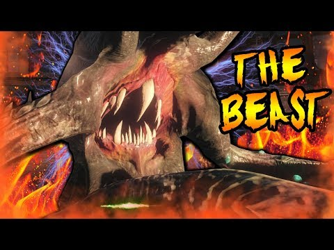 What is THE BEAST? Shadows of Evil Characters Turn into a APOTHICON! Zombies Easter Eggs Storyline