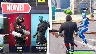 How to pick up the ICONIK skins? I have it! Fortnite