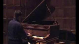"""Albéniz: Suite Española para piano - """"Granada"""""""