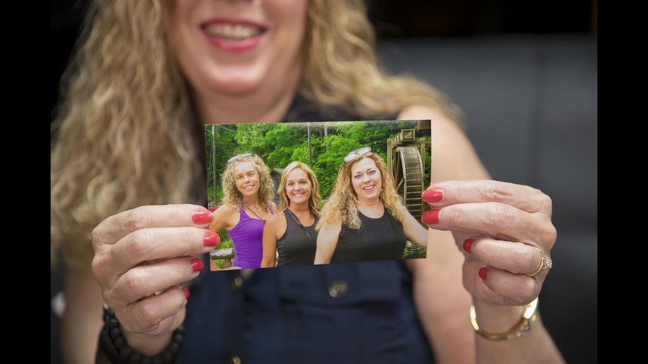 Sarasota woman finds her birth father through a DNA test