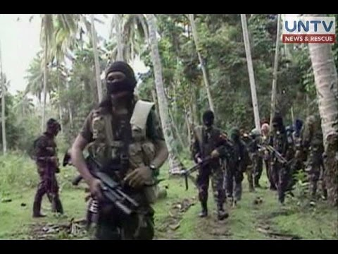 Pres. Duterte, determined to crush the Abu Sayyaf group